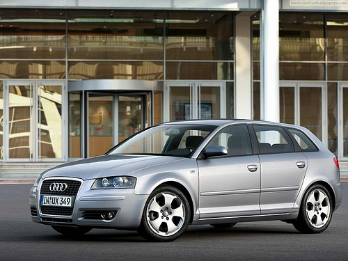 2009 Audi A3 picture