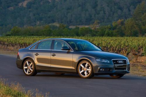 2009 Audi A4 « Audi Auto Cars